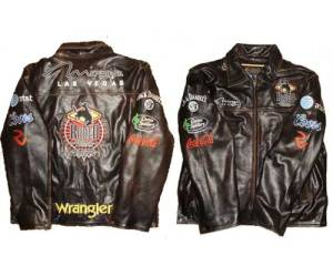 Rodeo Vegas leather jackets, a coveted item in Las Vegas, will also go to daily winners.