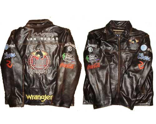 Leather jackets las vegas