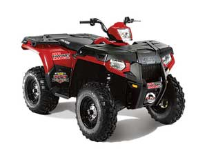 A 2012 Polaris Sportsman 500 H.O. will be among the prizes awarded by Pro Fantasy Rodeo this year.