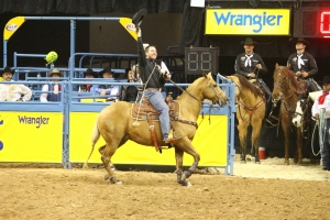Trevor Brazile is the face of the PRCA and a great ambassador for the sport.  (PRCA ProRodeo photo by Kerri Allardyce)