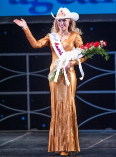 Chenae Shiner became the sixth rodeo queen from Utah to win the title of Miss Rodeo America.  (PRCA ProRodeo photo by Tom Donoghue)