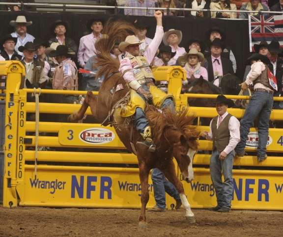 Many Rewards Risks In Life Of Prorodeo Contestants Nfr