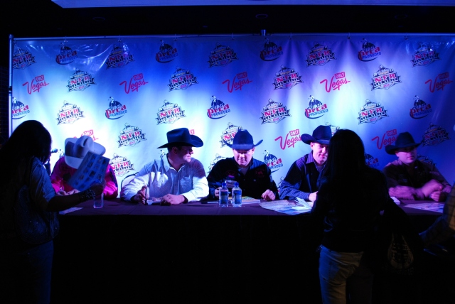 The Wrangler NFR always features autograph sessions with the contestants throughout town, which are a great chance for fans to get up close and personal with their rodeo heroes.