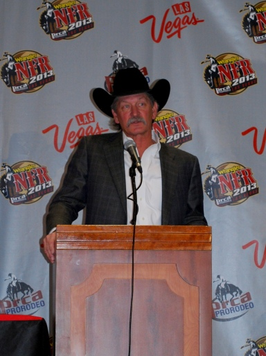 PRCA Commissioner Karl Stressman was bullish about the PRCA's new television deals and the overall strength of the association.