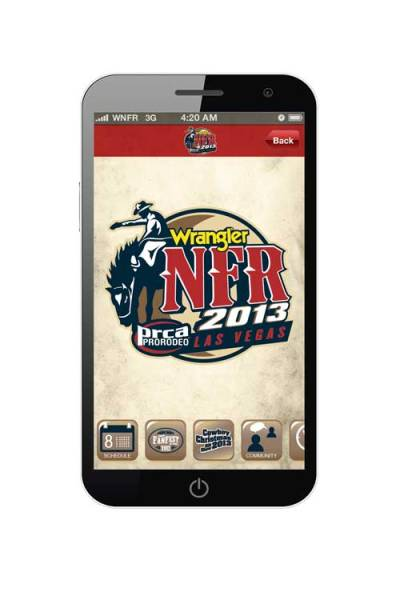 Rodeo fans everywhere can more fully enjoy the Wrangler NFR from their mobile devices by downloading the Wrangler NFR Mobile App.