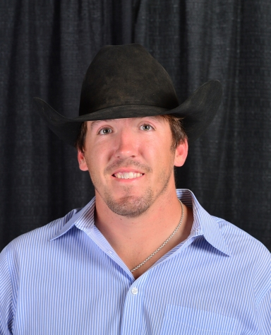 Tyler Pearson has had to deal with a knee injury at his first Wrangler National Finals Rodeo.