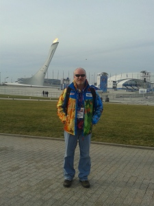 I was honored to be part of the Olympic News Service covering the Olympic Winter Games and Paralympic Winter Games in Sochi, Russia, this year.