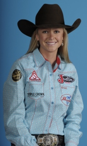 WPRA world standings leader Kaley Bass