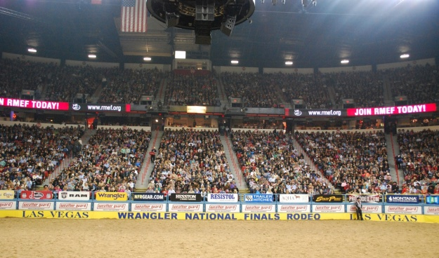 Some fans who attended the Wrangler NFR this year may not realize they're watching some of the best contestants in the history of ProRodeo.