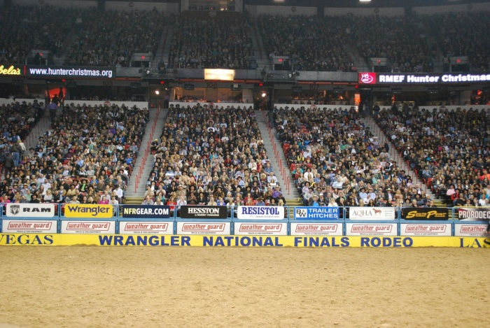 Contestants are excited about the new 10-year contract that will keep the Wrangler NFR in Las Vegas, especially with the total purse jumping from $6.375 to $10 million.