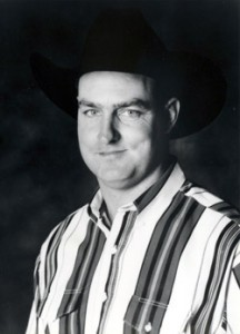 Ote Berry is a four-time world champion who was inducted into the ProRodeo Hall of Fame in 1998.  --Photo courtesy of the ProRodeo Hall of Fame