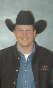 Levi Wisness who finished 17th in the PRCA world standings prior to being diagnosed with cancer