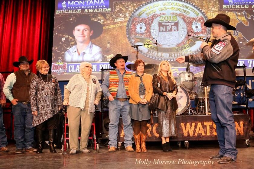 clayton awards