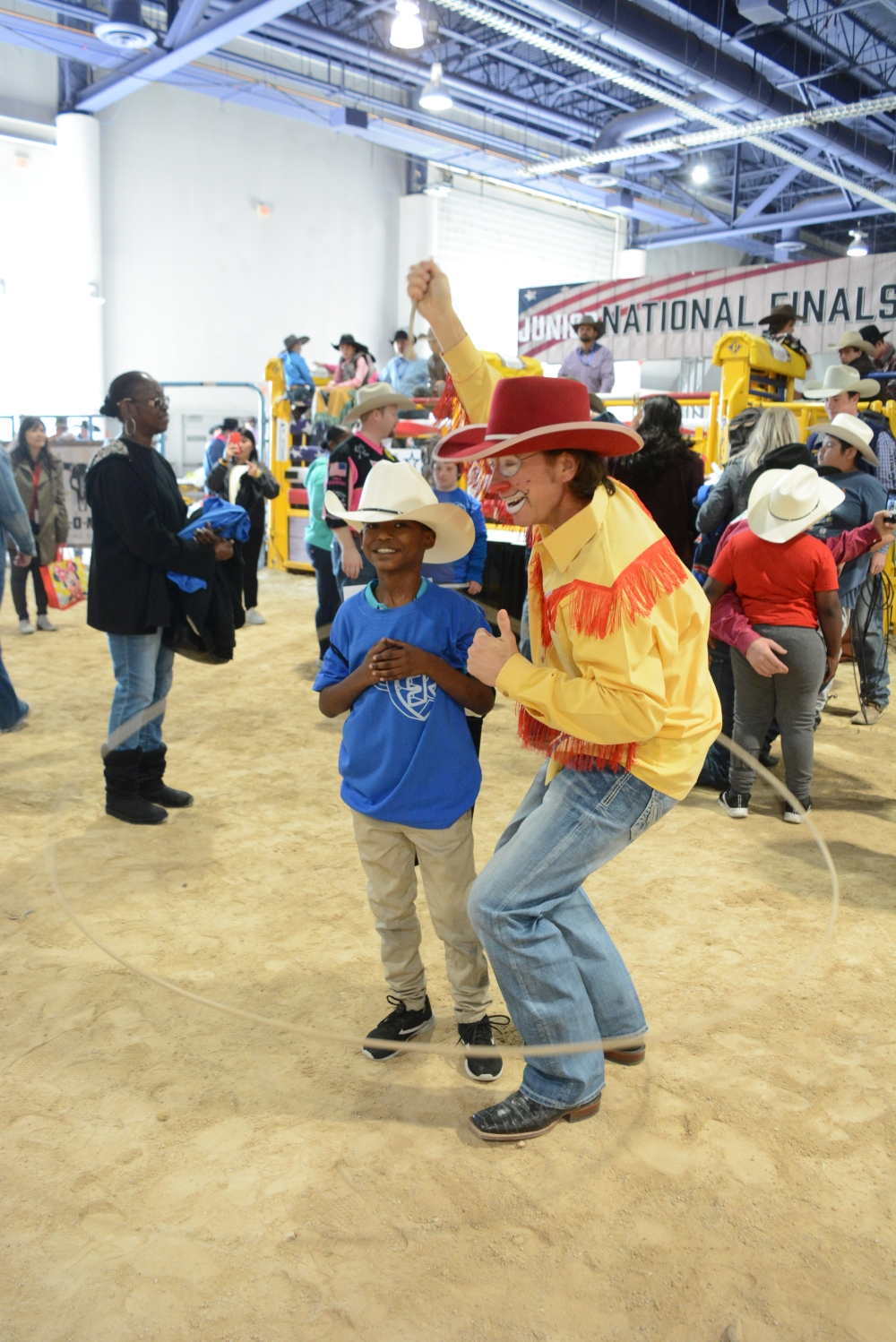 harrison exceptional rodeo
